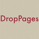 DropPages Logo